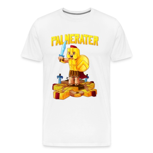 Palmerater Full Design (Men's T-shirt) - Men's Premium T-Shirt