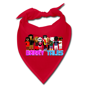 Barry Tales Club Photo (Bandana) - Bandana