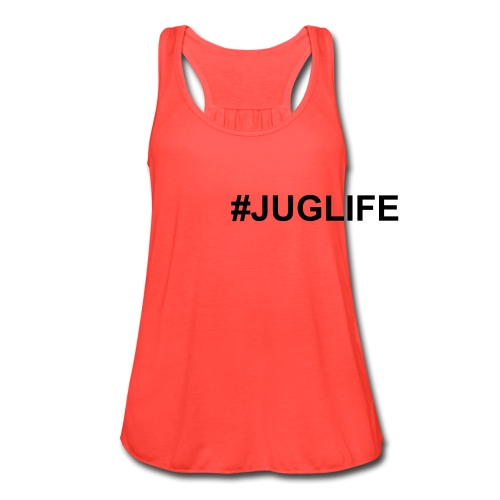 #JUGLIFE T-SHIRT - Women's Flowy Tank Top by Bella