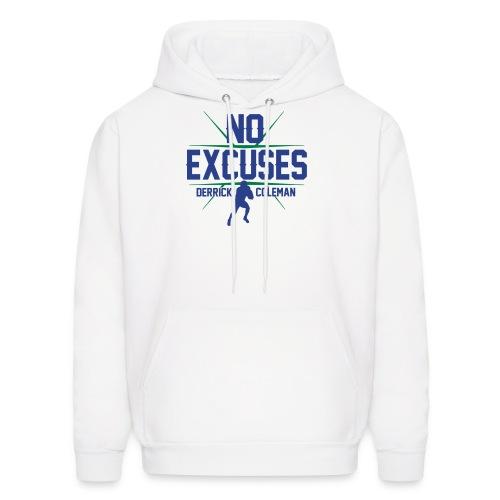 noexcuses - Men's Hoodie
