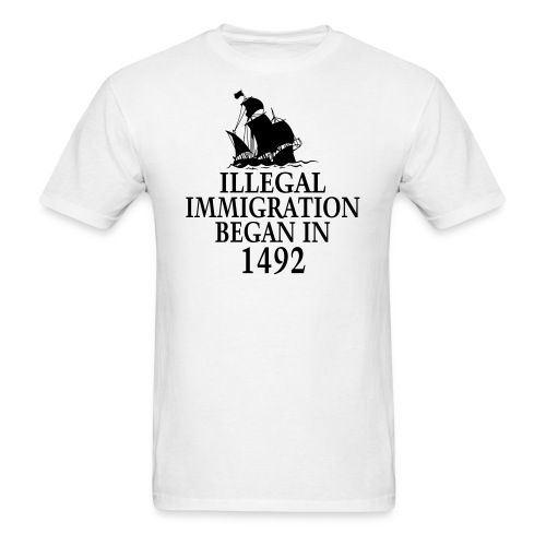 IIBI1492 - Men's T-Shirt