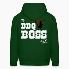 BBQ Boss Hoodies