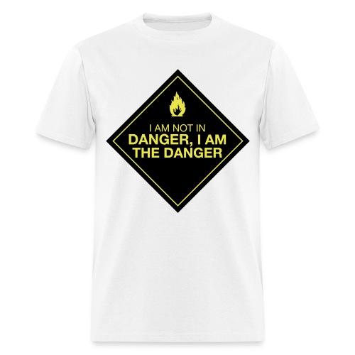 I AM THE DANGER - Men's T-Shirt