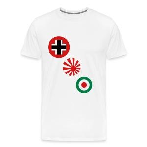 Axis Logo Tee - Men's Premium T-Shirt