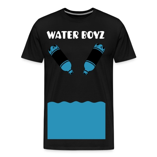 Drip Water Boyz Tee - Men's Premium T-Shirt