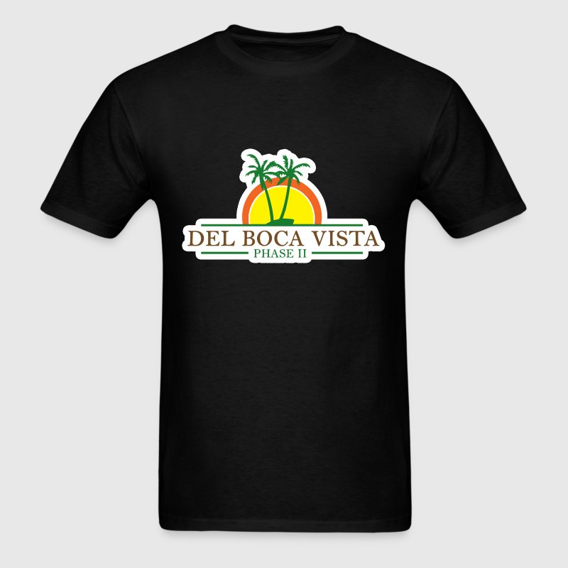 Del Boca Vista Phase 2 T-Shirts - Men's T-Shirt