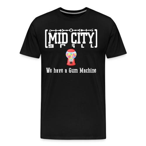 Gum Machine T - Men's Premium T-Shirt