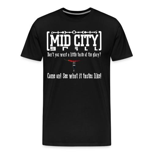 Taste of the Glory T - Men's Premium T-Shirt
