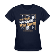 Women's T-Shirts ~ Women's T-Shirt ~ Marshall, Marshall, Marshall! (The TD Bunch)