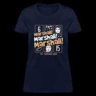 Women's T-Shirts ~ Women's T-Shirt ~ Marshall, Marshall, Marshall! (The TD Bunch)