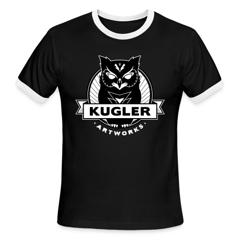 Kugler Artworks - Men's Ringer T-Shirt