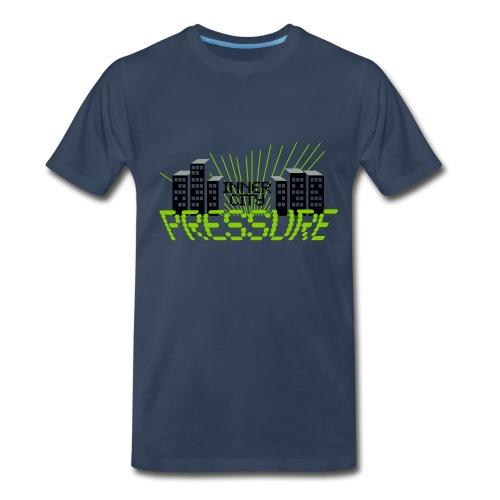 inner city pressure - Men's Premium T-Shirt