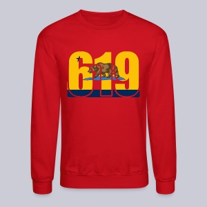 619 Bolts Bear - Crewneck Sweatshirt