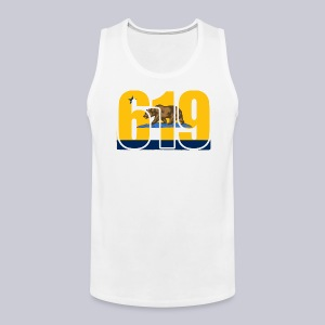 619 Bolts Bear - Men's Premium Tank