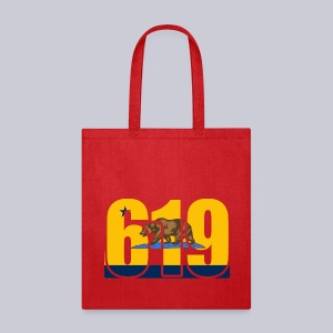 619 Bolts Bear - Tote Bag