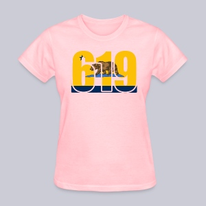 619 Bolts Bear - Women's T-Shirt