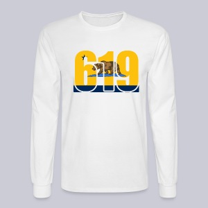 619 Bolts Bear - Men's Long Sleeve T-Shirt