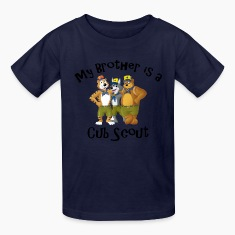 Boy's My Brother is a Cub Scout Shirt