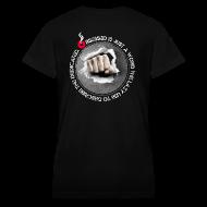 Women's T-Shirts ~ Women's V-Neck T-Shirt ~ obsessed