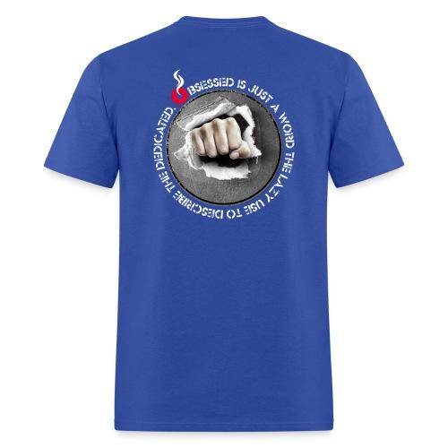 obsessed - Men's T-Shirt