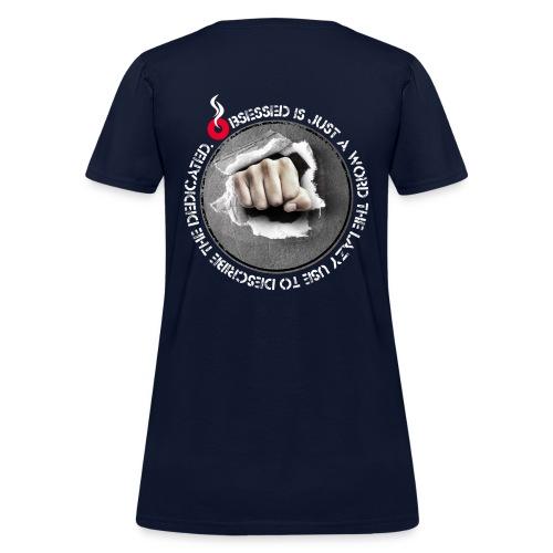 obsessed - Women's T-Shirt