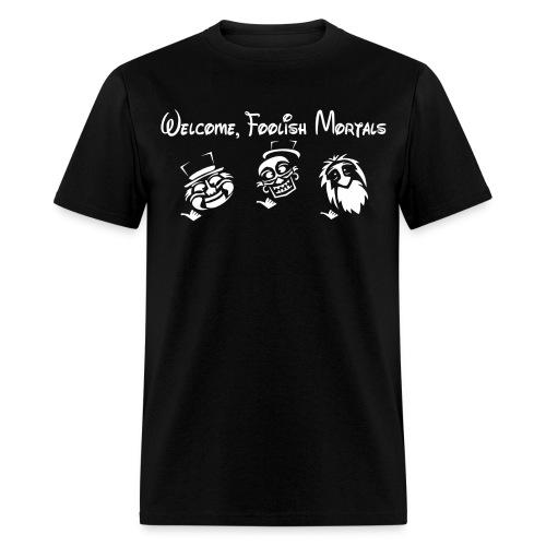 HItchhiking Ghosts - Men's T-Shirt