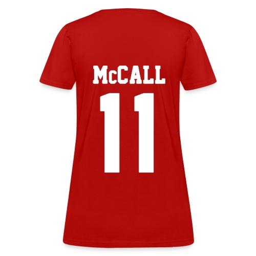 McCall 11 - Women's T-Shirt