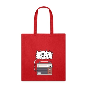 Holy Cow Radio - Tote Bag