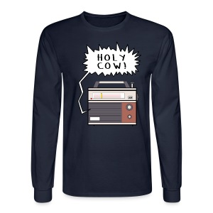 Holy Cow Radio - Men's Long Sleeve T-Shirt