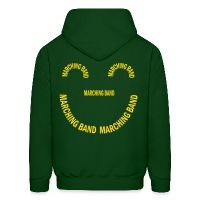 Marching Band Smile - Men's Hoodie