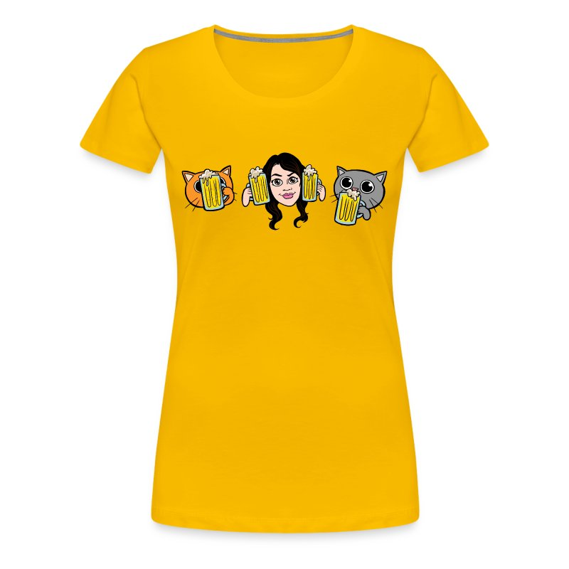 nikki1 - Women's Premium T-Shirt