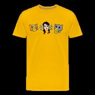 T-Shirts ~ Men's Premium T-Shirt ~ Article 18166030