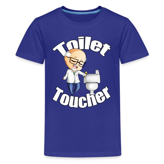 The Toilet Toucher