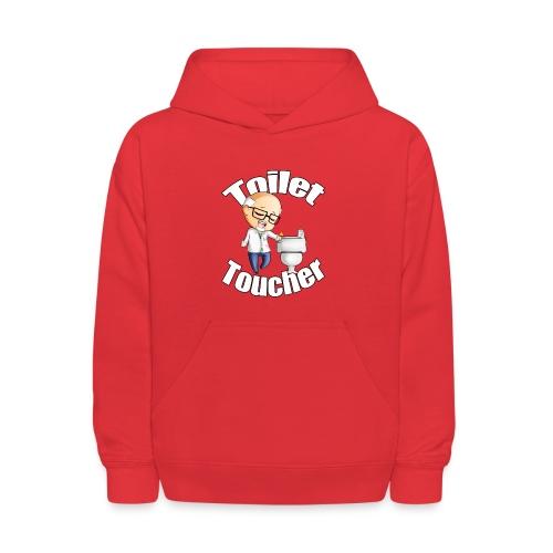 The Toilet Toucher - Kids' Hoodie