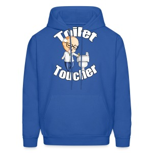 The Toilet Toucher - Men's Hoodie