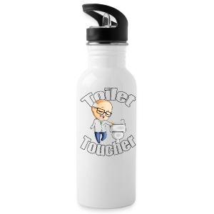 The Toilet Toucher - Water Bottle