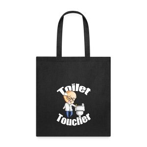The Toilet Toucher - Tote Bag