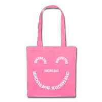 Marching Band Smile - Tote Bag