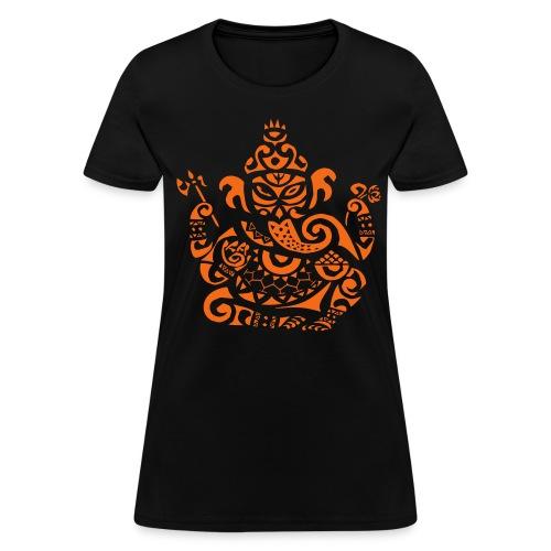 Ganesha Tatoo - Women's T-Shirt