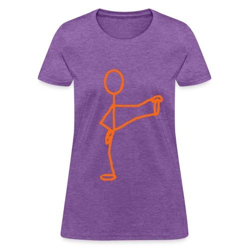 Yogi balance - Women's T-Shirt