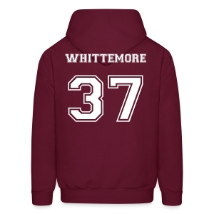 Whittemore 37 Front and Back - Men's Hoodie