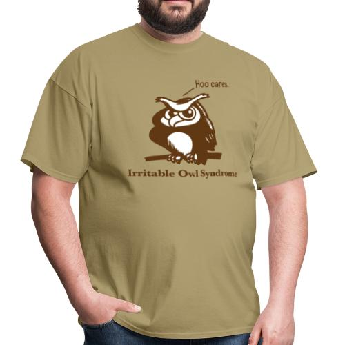 Irritable Owl Syndrome Tee - Men's T-Shirt