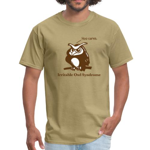 Irritable Owl Syndrome Tee - Men's T-Shirt