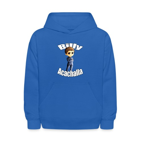 Billy Acachalla - Kids' Hoodie