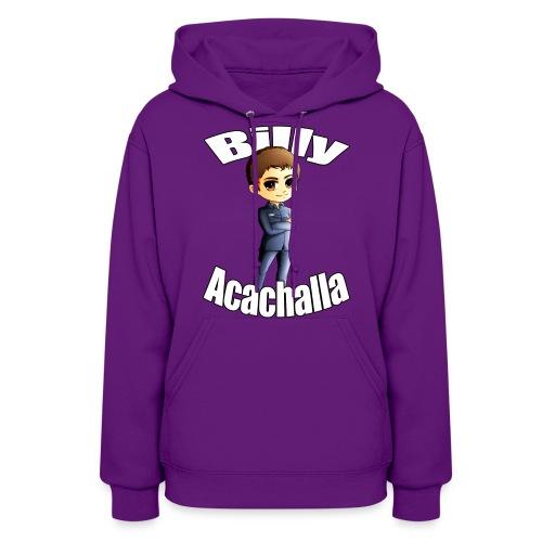 Billy Acachalla - Women's Hoodie