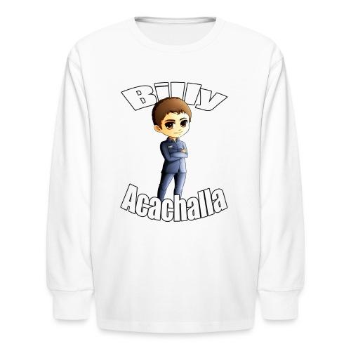 Billy Acachalla - Kids' Long Sleeve T-Shirt