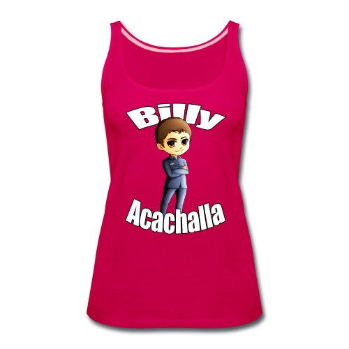 Billy Acachalla - Women's Premium Tank Top