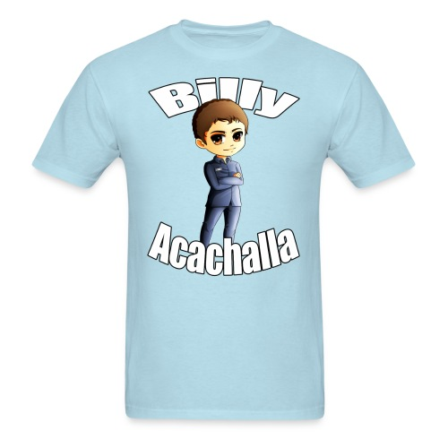 Billy Acachalla - Men's T-Shirt