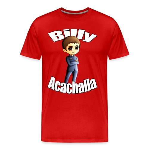 Billy Acachalla - Men's Premium T-Shirt
