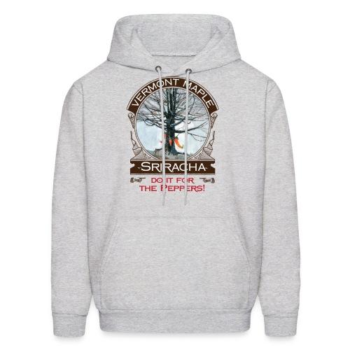 Hanes Hooded Sweatshirt - 1 Sided - Men's Hoodie